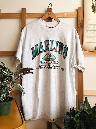 Deadstock 1993 Marlins Tee