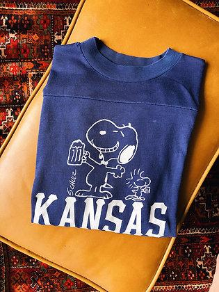 Kansas University Snoop Tee