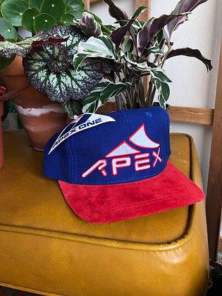 Deadstock APEX Suede Bill Hat