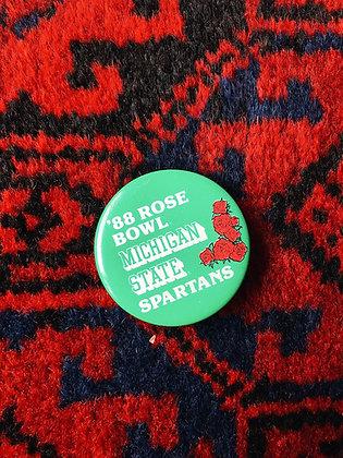 '88 Michigan State Pin