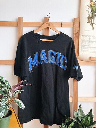 Orlando Magic Single Stitch Tee