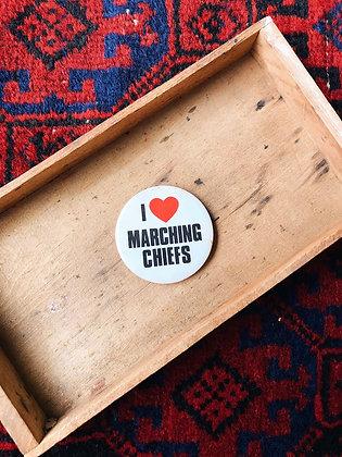 FSU Marching Chiefs Pin