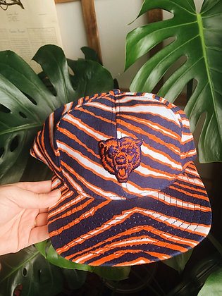 80s Bears Special Release Striped Hat
