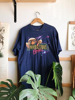 RARE 80s ET Universal Studios Tee