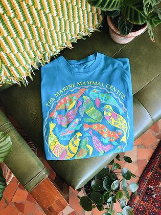 1992 Neon Marine Mammel Center