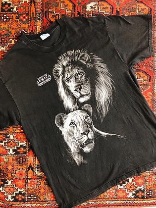 Busch Gardens Lions - Edge of Africa