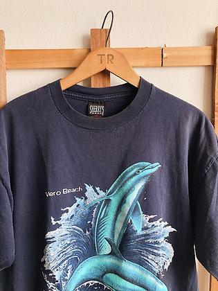 Very Beach Dolphin Tee
