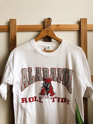 Alabama Single Stitch Tee