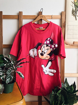 Front & Back Minnie Tee