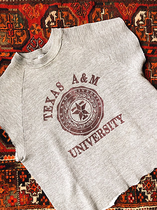 Mid 80s Texas A&M Cut Off