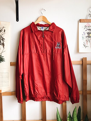 Alabama Quarter Zip Windbreaker