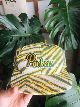 80s Packers Special Release Striped Hat