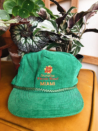 Fiesta Bowl Miami Corduroy Hat