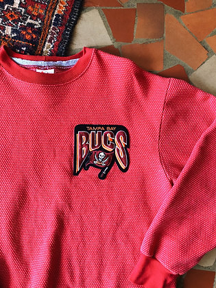 Textured Bucs Pullover