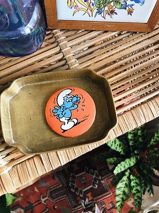 1980s Smurf Pins