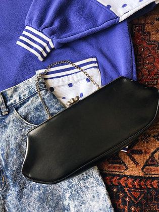 Unique Black Handbag