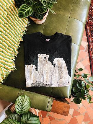 1994 Polar Bear Trio Tee