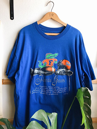 FL Gators Single Stitch Tee
