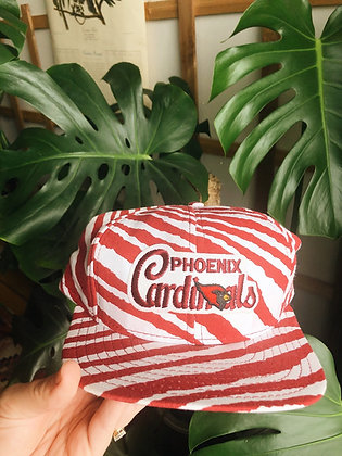 80s Cardinals Special Release Striped Hat