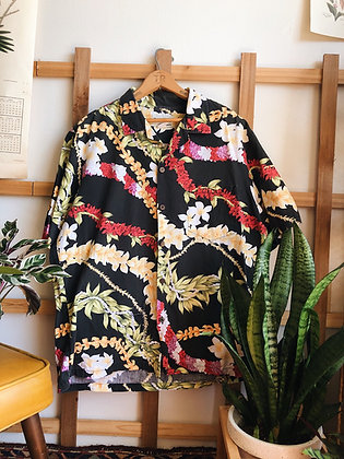 Authentic Hawaiian Button Up