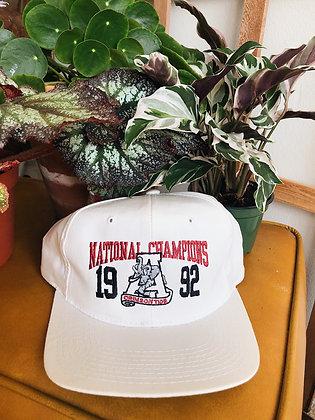 1992 Alabama Hat