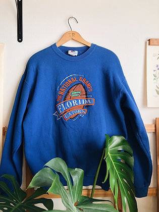 1996 National Champs Gators Pullover