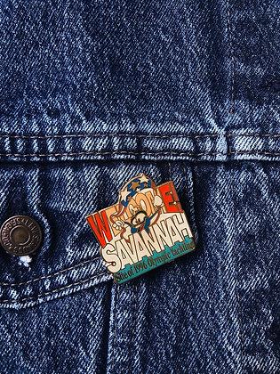 1996 Olympic Savannah Pin