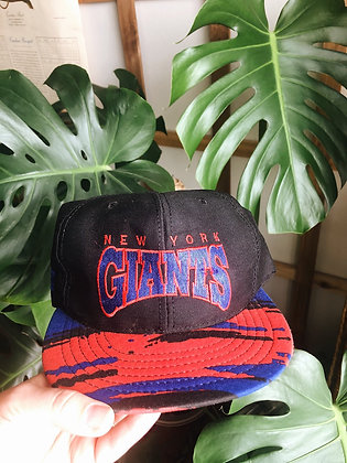 80s Giants Special Release Striped Hat