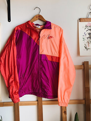 Neon Nike Windbreaker