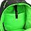 Thumbnail: Mochila Allcatrazes Preto/Verde