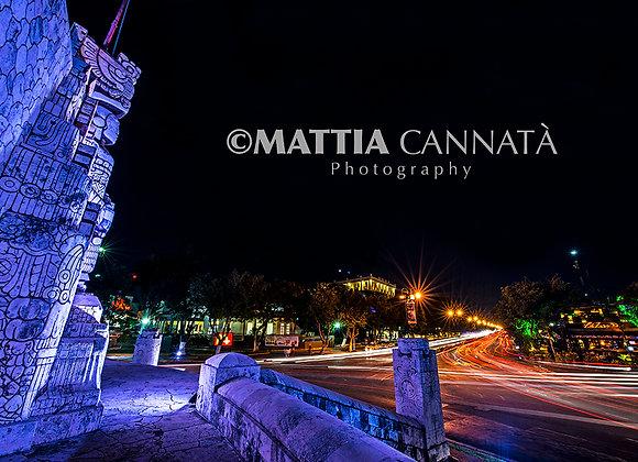 Mérida Night Lights