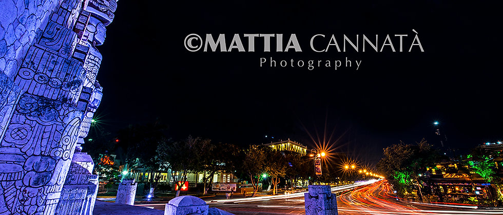 Mérida Night Lights