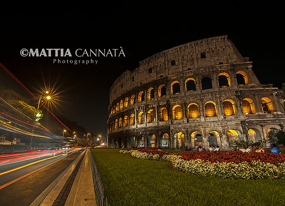 """Amphitheatrum Flavium Romae """"Colosseo"""""""