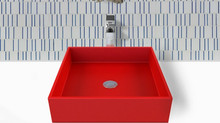Dallas Startup Bringing Color Back to Sinks with an Array of Splashy Options