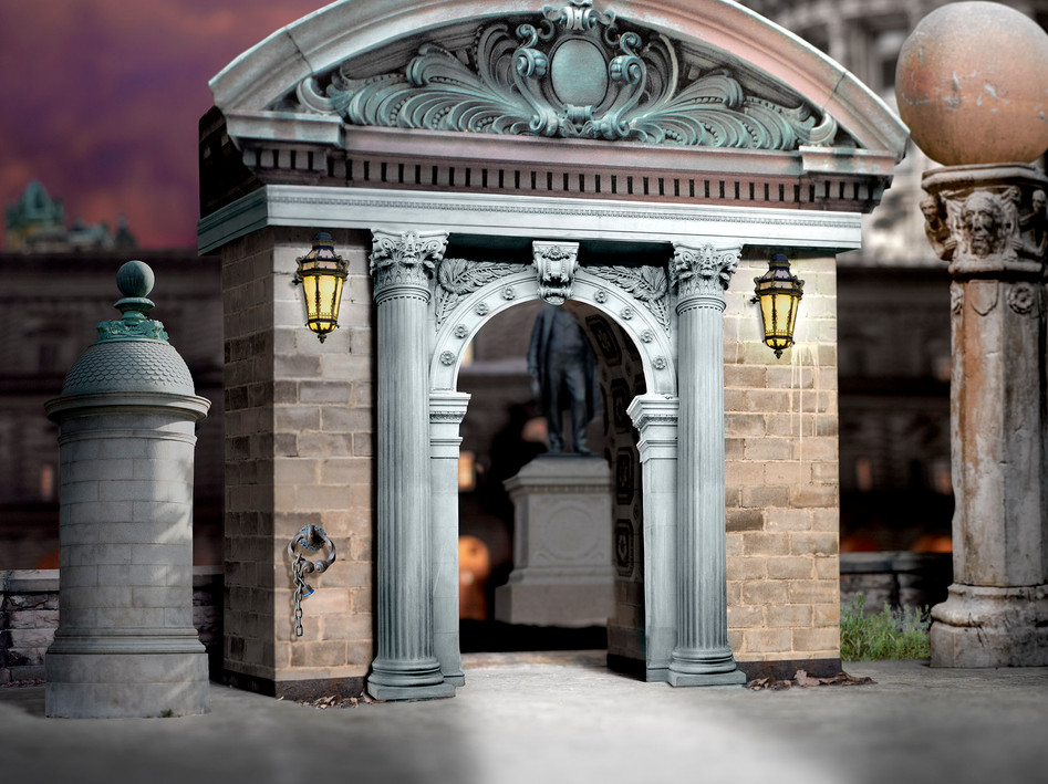 City Entrance