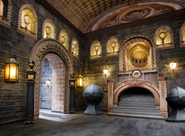 These Hallowed Halls