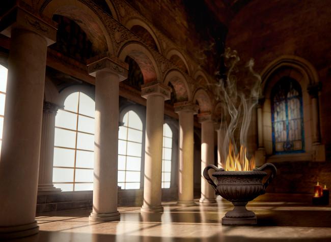 Cauldron of Flames