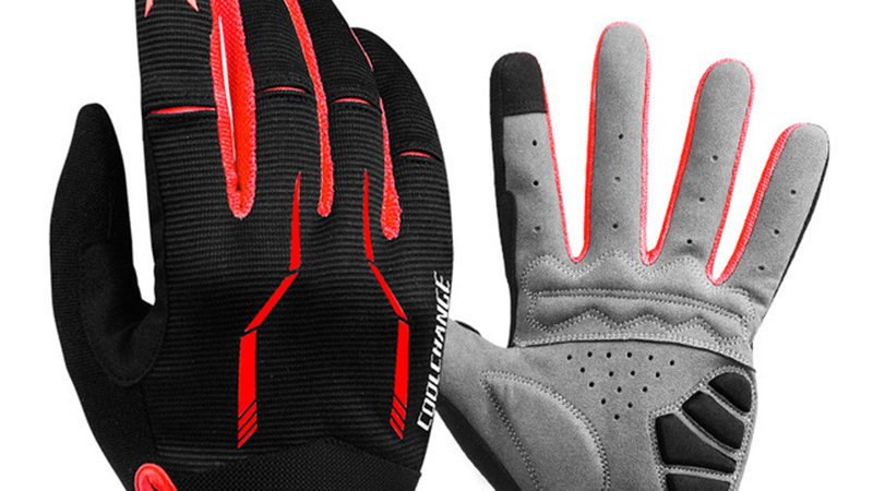 Coolchange Full Finger Mountain Biking Gloves