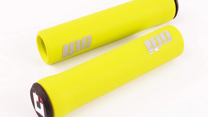 1pair ODI Replica Bike Handle Bar Grips MTB Grips With Bar End Plugs