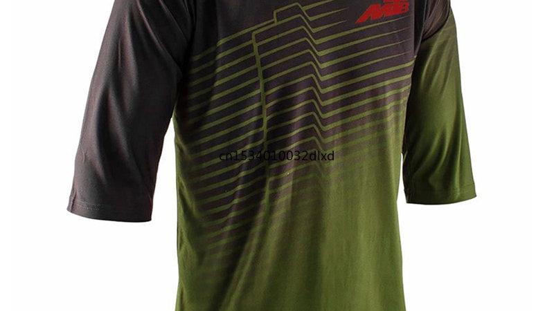 3/4 Sleeve Replica MTB jersey