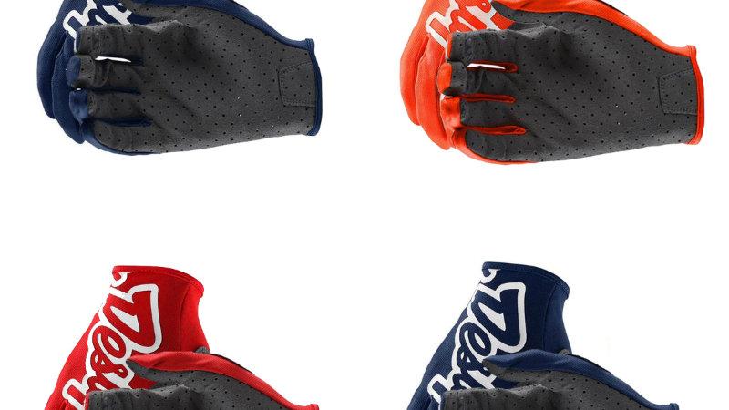 Replica Full Finger Mountain Bike Gloves