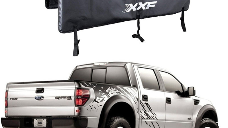 Tailgate Pad for up to 5 Mountain Bikes with Secure Straps