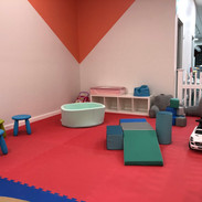 toddler section