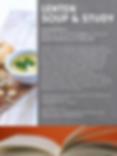Lenten Soup & Study