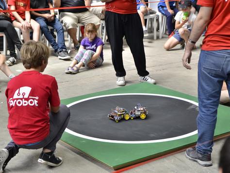 Competencias de robótica 2021