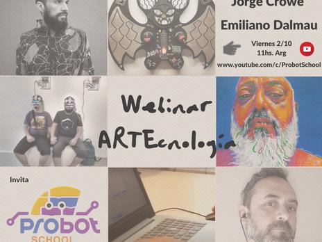 Webinar: ARTEcnología
