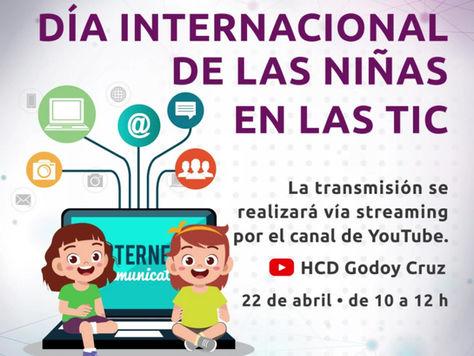 Participamos de la celebración del Día Internacional de las Niñas en las TIC