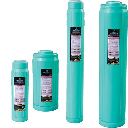 Natural (Alkalinize) Ionizer, Mineralizer and Oxidation Cartridge