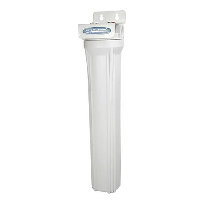 """SMART Series Compact Single Water Filter Whole House System (2.5""""x20"""")"""