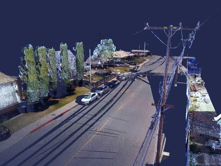 3D Laser Scanning for Surveying